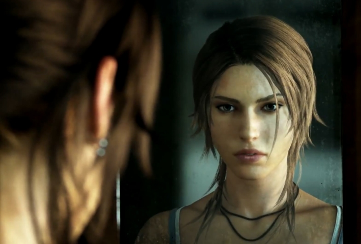 The new Lara.  Much more...proportionate.