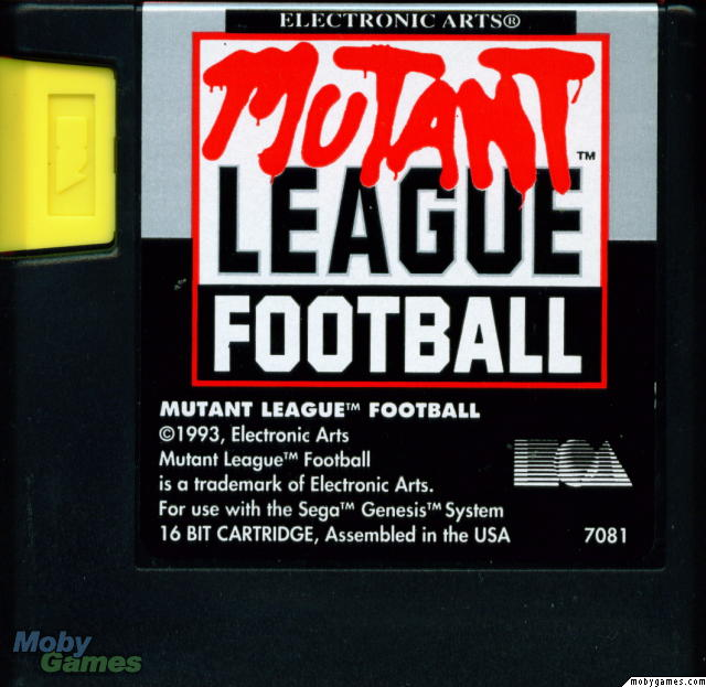 Fuck Madden, let's bring back this shit.