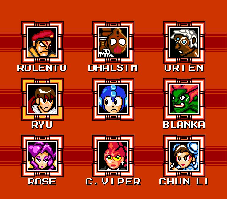 Top 5 Friday My 5 Favorite Mega Man Bosses The Chi Scroller