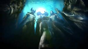Raiden and the Elder Gods.