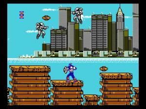 Avengers NES