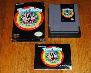 Tiny Toons NES