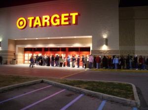 Target line