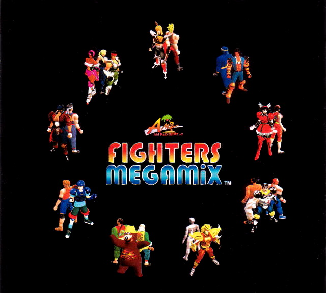 Fighting Vipers – The Chi-Scroller