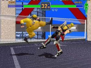 Fighters Megamix Screen 1