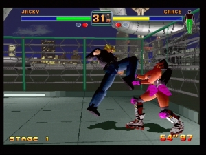 Fighters Megamix: A Flawed Marketing Device Meets a Flawed