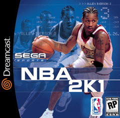 NBA 2K1