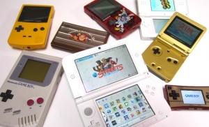 Nintendo handhelds