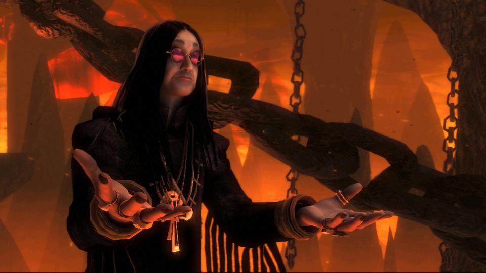 Brutal Legend Ozzy