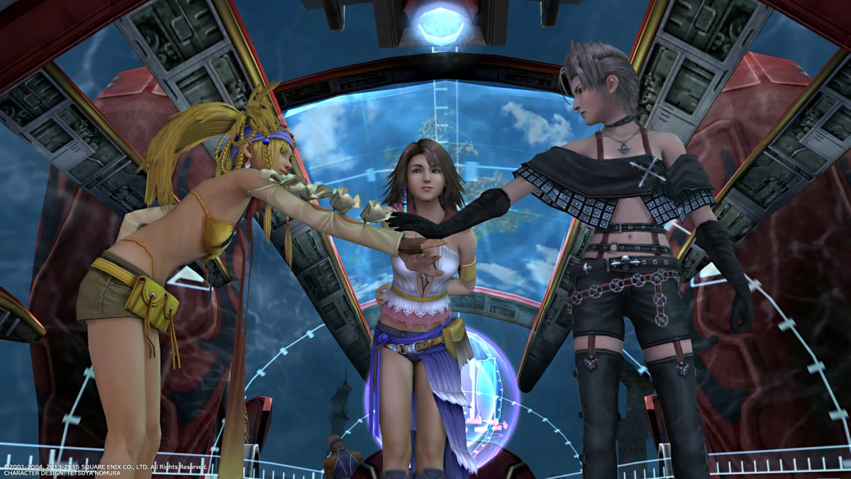 FINAL FANTASY X/X-2 HD Remaster_20150225153430