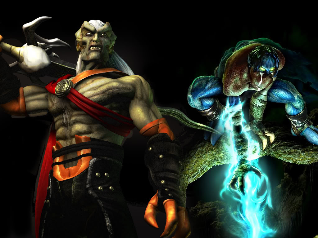 Kain and Raziel