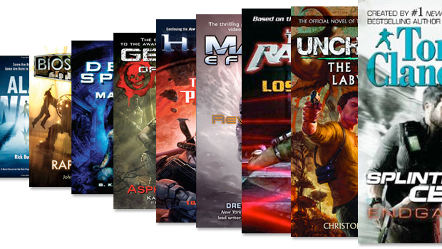 Video game novels