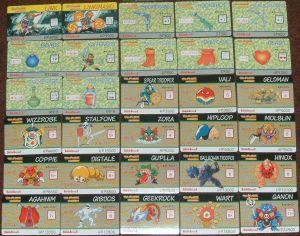 Barcode Battler Zelda