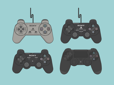 PS controllers