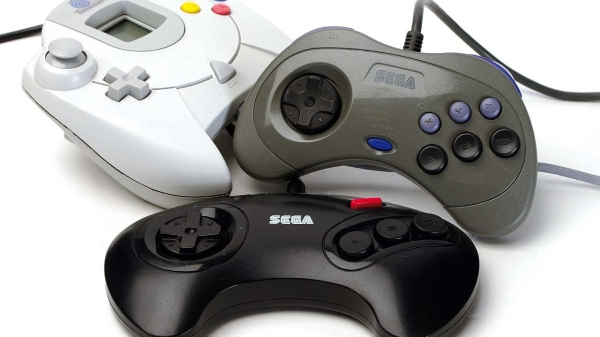 Sega controllers
