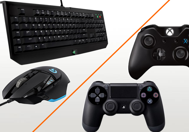 mouse-vs-controller