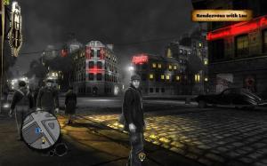 Saboteur cityscape