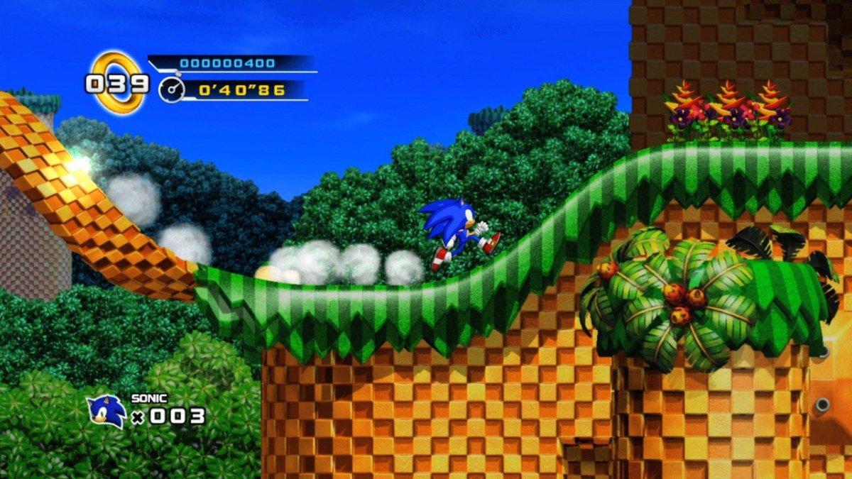 Sonic 4 Episode I