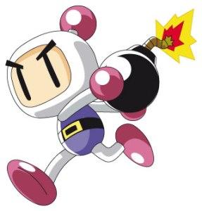 Bomberman throw