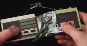 broken NES