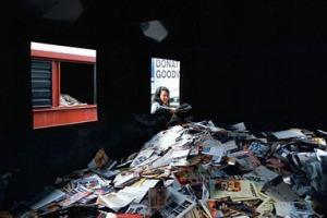 Magazine recycling
