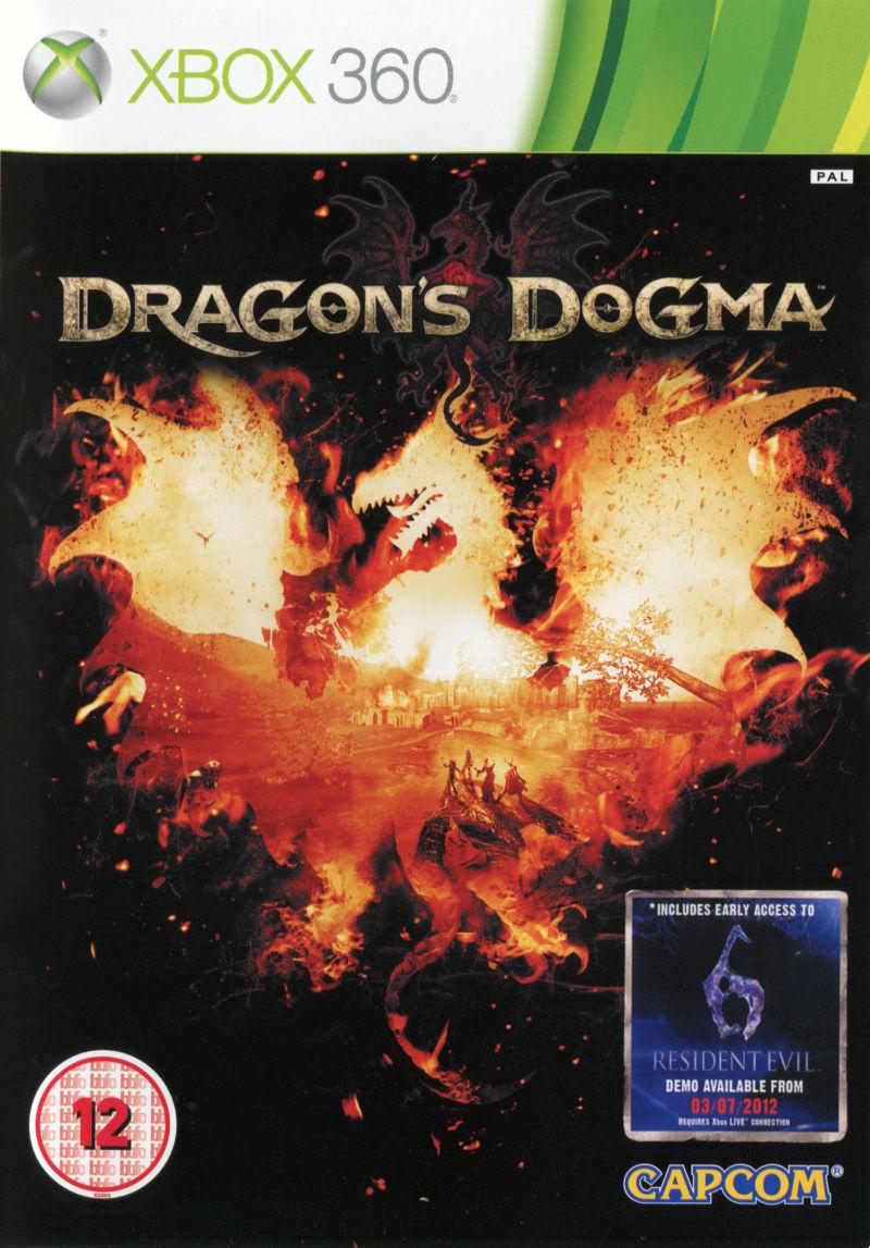Dragon's Dogma EU