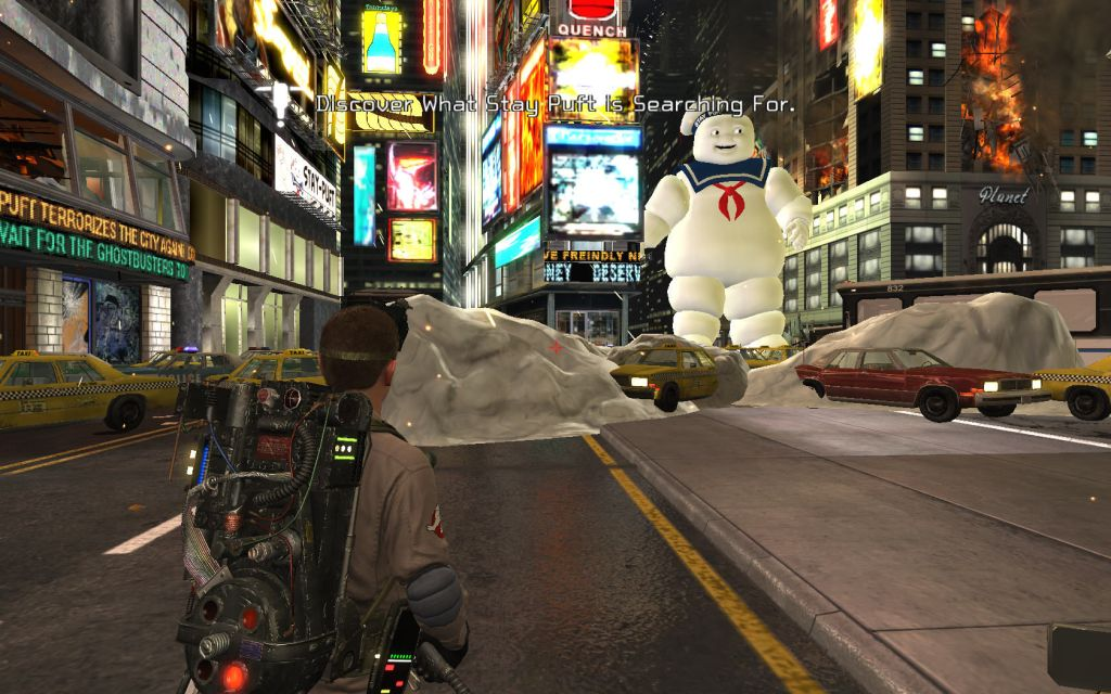 Ghostbusters Game 3