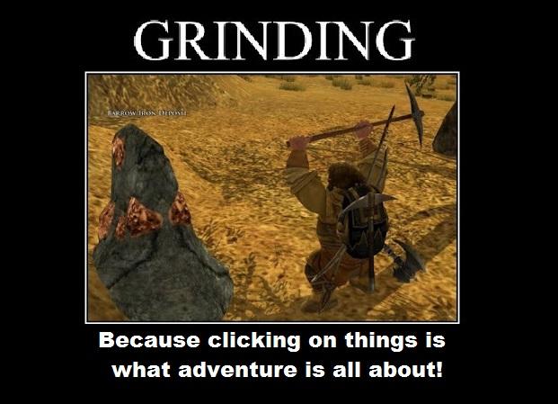 Grinding meme
