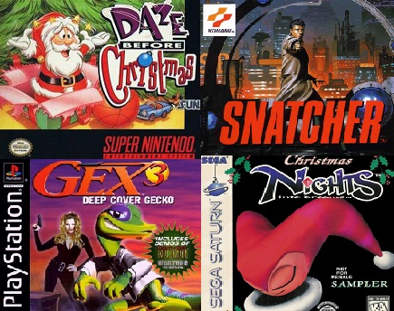 Playlist: The Best Christmas Songs from Video Games – The